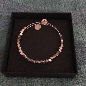 Alex and Ani star bracelet